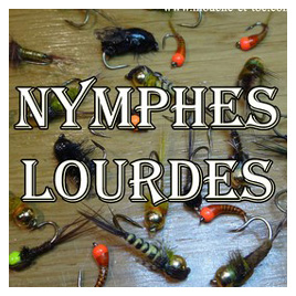 Nymphes lourdes